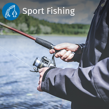 Sport Fishing activities