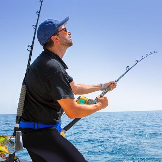 Fishing spot in Panama