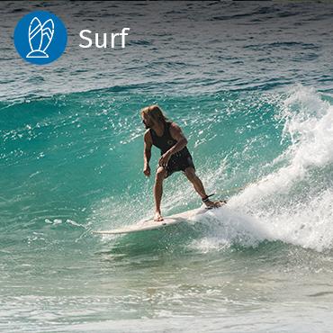 Surf activities