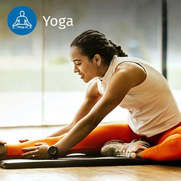 Yoga activities